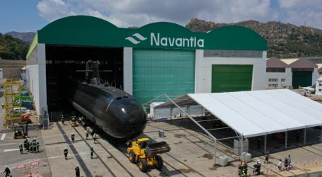 The world's most modern submarine