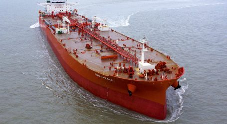 """'Quiet tanker' to care for marine ecosystem"