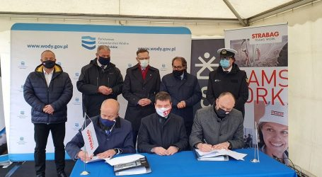 New base for icebreakers in Szczecin