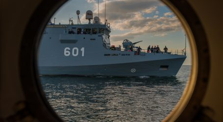 """MW and NATO exercise """"Solidarity Belona"""" has ended in the Baltic Sea"""