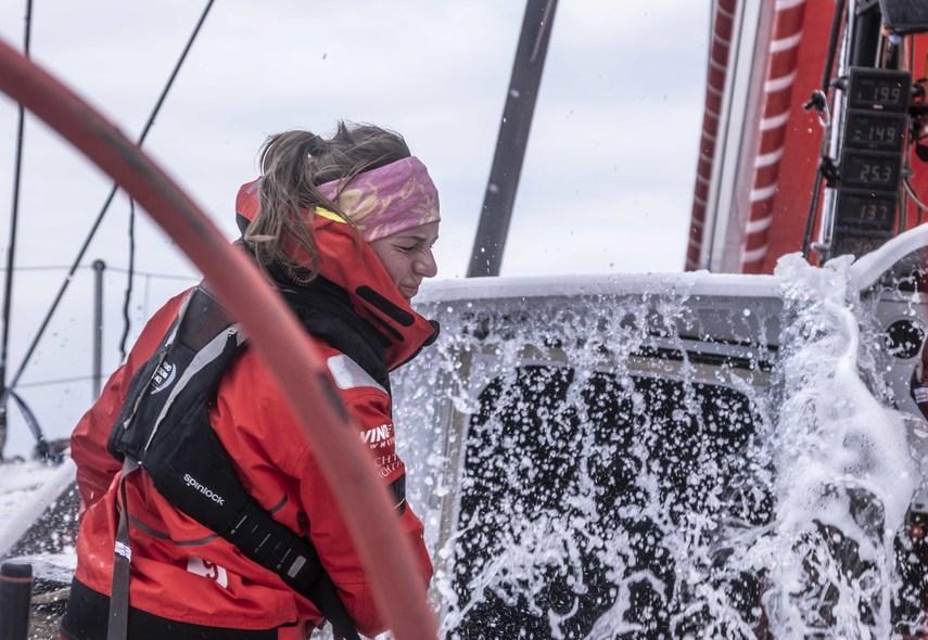 Sailing Poland crew