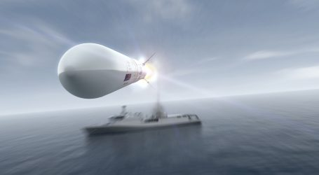 SEA CEPTOR TO PROTECT ROYAL NAVY'S NEW TYPE 31 FRIGATES