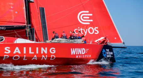 The Ocean Race Europe Prologue: the end of the Gdynia-Stockholm race