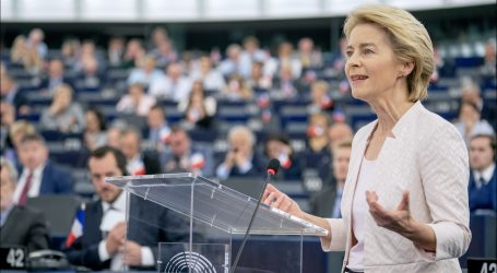 EC Chairwoman: Nord Stream 2 will not help modernise Russia