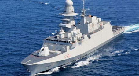 Several visits of NATO vessels to the Port of Gdynia in June