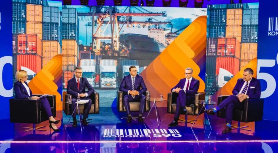 Congress 590 - The Port of Gdańsk