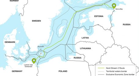 """US to waive sanctions on Nord Stream 2 builder """"on grounds of national security"""""""