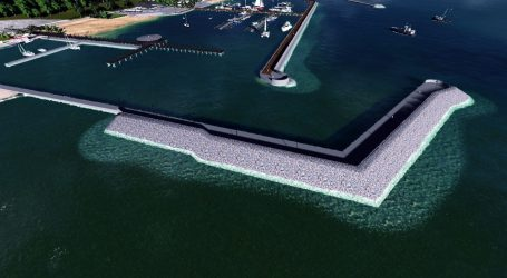 Additional PLN 2.3 million for reconstruction of the port of Puck