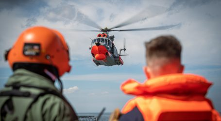Anti-terrorist and search-and-rescue exercises
