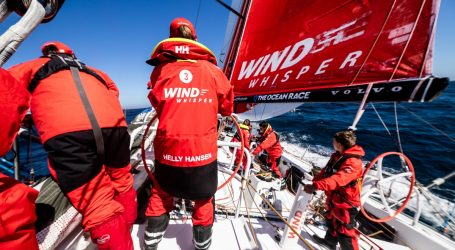 The Ocean Race Europe: another podium finish for Poles!