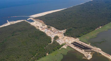 President's visit to Remontowa Holding Group shipyard and Vistula Spit