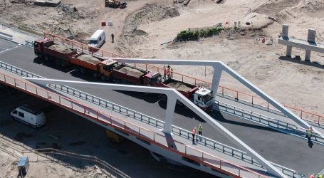 New bridge over shipping channel across the Spit to be opened on Friday