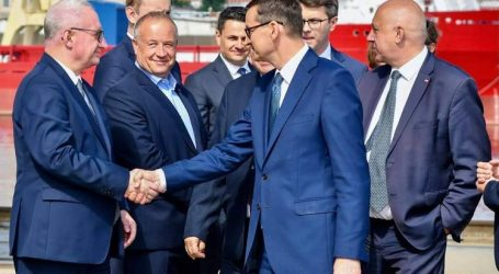 Deepwater Container Terminal secured by Polish Prime Minister
