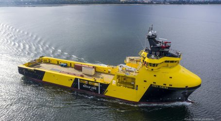 Coey Viking and Cooper Viking: reliable propulsion teamed with reliable support