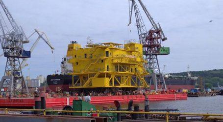 Substation design from EPG for Kaskasi offshore wind farm