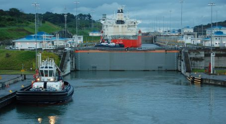 Panama Canal for even bigger ships