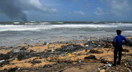 Environmental disaster in Sri Lanka