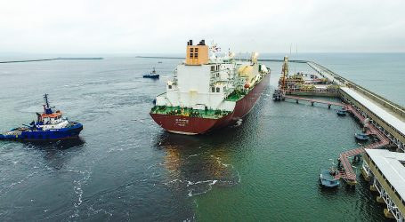 5 years of LNG supplies to Swinoujscie Terminal