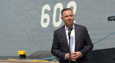 President Andrzej Duda visited the shipyards of Remontowa Holding Group