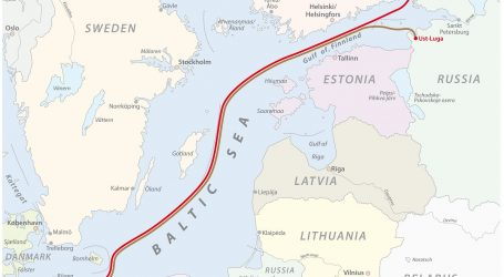 Nord Stream 2 operator: the pipeline is 99 per cent ready