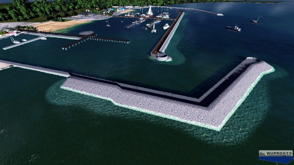 redeveloping the port of Puck