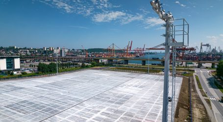 Three hectares of yard ready for use in Port of Gdynia one year ahead of schedule!