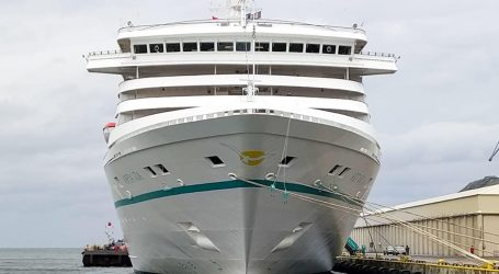 Artania – the first cruise ship in Gdynia this year