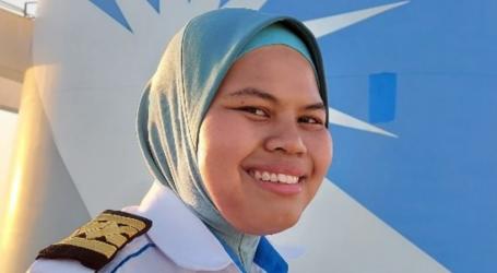 First female captain on Eaglestar ship owner