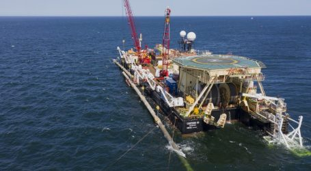 Media: construction of Nord Stream 2 may end on August 23