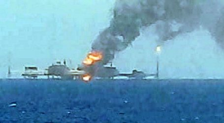 Five dead, six injured in Mexican oil rig fire