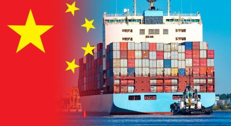 Analysis: average cost of transporting goods from China to Europe increased by up to 600 percent in 12 months