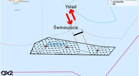 Swedes plan wind farm on Świnoujście-Ystad ferry route