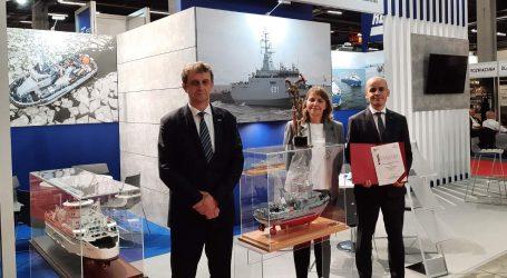 Remontowa Shipbuilding SA with the award Defender MSPO 2021 in Kielce