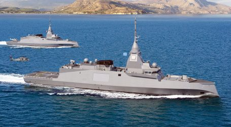 France to sell three frigates worth €5bn to Greece