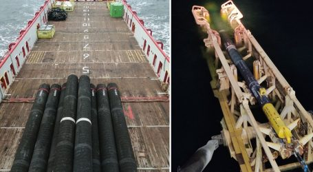 Baltic Pipe: offshore gas pipeline has reached landfall in Poland