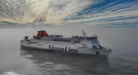 Artificial intelligence will reduce CO2 emissions from Stena Line ferry on Gdynia-Karlskrona line