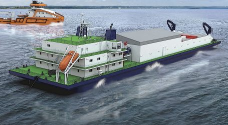 Removal of hazardous substances from the bottom of the Baltic Sea – solution of Remontowa Holding