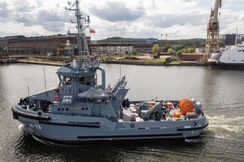 Tugboat H-13 Przemko